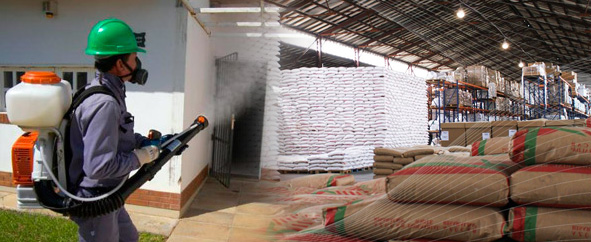 Empresa de fumigacion de casas
